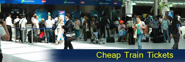 Cheap Eurostar Tickets