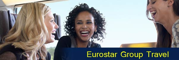 Eurostar Group Travel