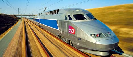 TGV Tickets