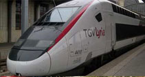 TGV LYRIA Tickets