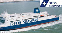 Cheap Trains to DFDS Seaways