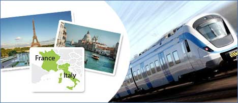 Eurail France Italy Pass