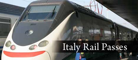 Eurail Italy Pass
